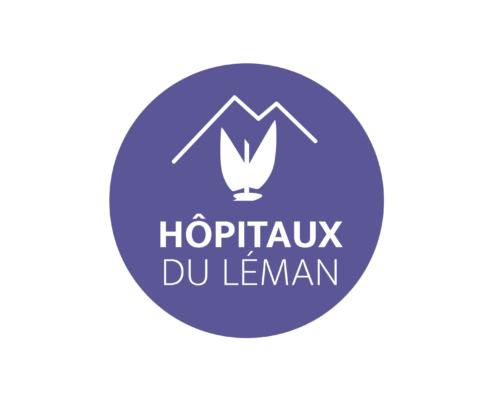 logo hôpitaux du léman